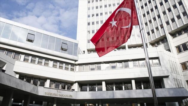 TC Dışişleri Bakanlığı