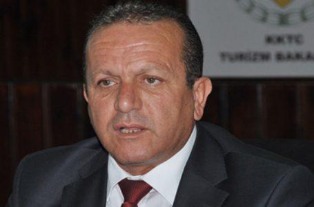 Ataoğlu: Dr. Küçük Kıbrıslı Türklerin dirayetinin ve azminin simge ismi