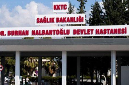 Başhekimlik: Nalbantoğlu Devlet Hastanesi tüm bölümleri ve ekibiyle halka hizmet veriyor