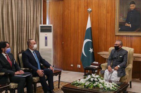 Pakistan ile Türkiye'den İslamofobi ile mücadelede yakın çalışma vurgusu