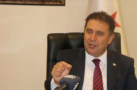 KKTC Başbakanı Saner: Rum-Yunan ikilisi, Kıbrıs konusunu bir anlaşmayla sonuçlandırmak niyetinde değildir