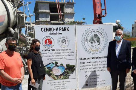 Parka Süleyman Cengiz Eminoğlu'nun adı verilecek
