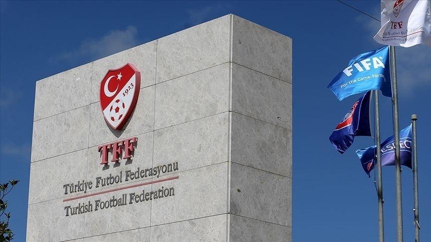 Türkiye Futbol Federasyonu'ndan (TFF