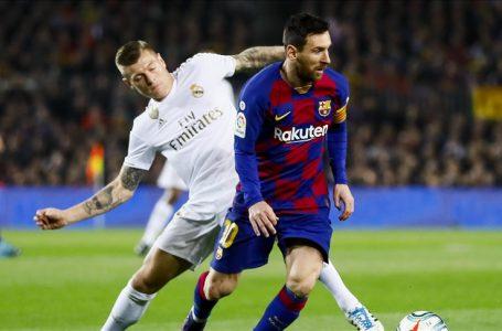 La Liga'da El Clasico heyecanı yarın yaşanacak
