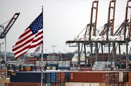 ABD'de dış ticaret açığı şubatta rekor seviyeye yükseldi