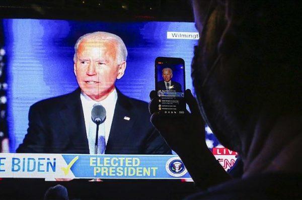 Joe Biden Georgia