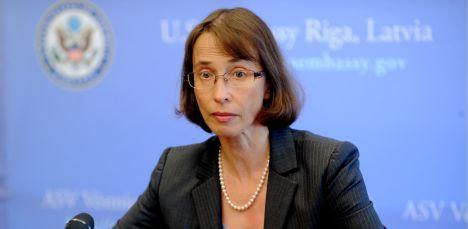 Judith Gail Garber