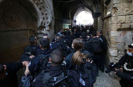 Filistin: Mescid-i Aksa'ya yönelik baskınlar Arap ve Müslümanların duygularını provoke ediyor
