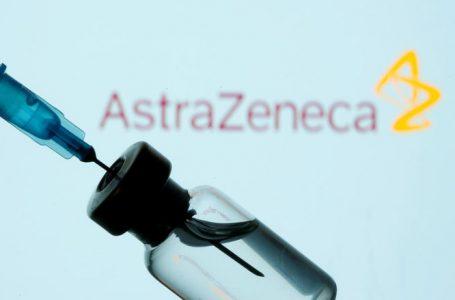 AstraZeneca aşısı KKTC'ye geldi