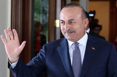 Sigma: Çavuşoğlu, iki egemen devlet arasından bir konferans istiyor