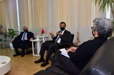 Ertuğruloğlu:Kıbrıs Türkü'nün tek seçeneği Rumlarla ortak olmak değil