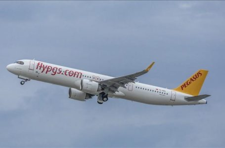Pegasus, Ukrayna'nın Odessa kentine 28 Mart'ta uçuş başlatacak