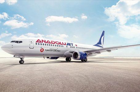 AnadoluJet yurt dışı uçuşlarda 'Bahar Kampanyası' başlattı