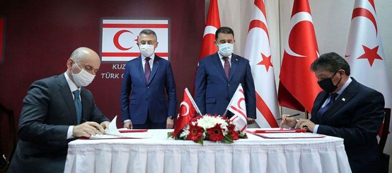 Türkiye ve KKTC arasında imzalanan protokole