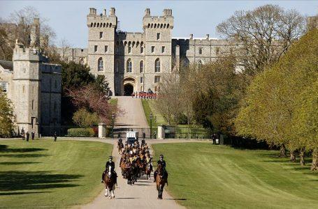 İngiltere Kraliçesi 2. Elizabeth'in eşi Prens Philip için cenaze töreni düzenlendi