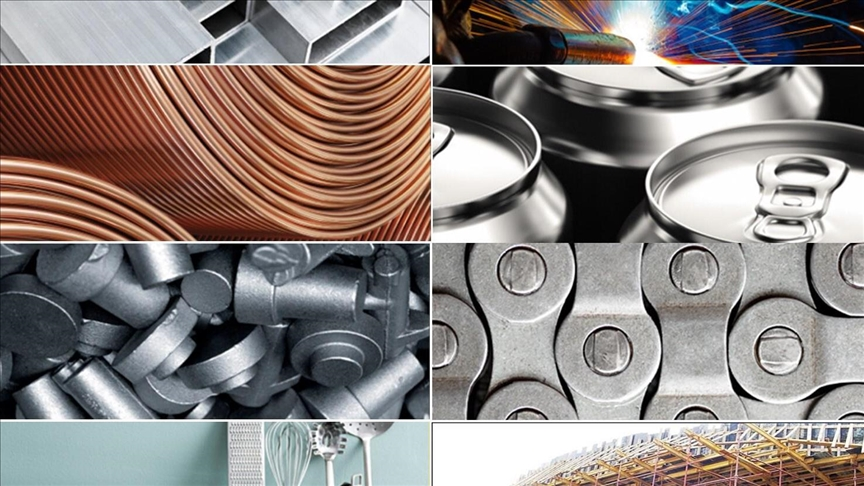 Demir ve demir dışı metalden