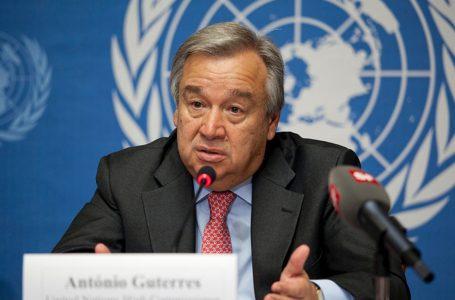 BMBP, BM Genel Sekreterinden Federal Kıbrıs için çabalarını sürdürmesini talep etti