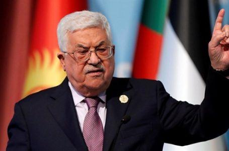 Filistin Devlet Başkanı Abbas, Gazze saldırısı nedeniyle bayram kutlamalarını iptal etti