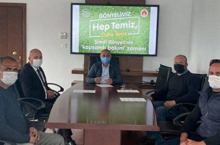 Gönyeli Belediyesi 3 Mayıs-10 Ağustos tarihleri arasında kapsamlı temizlik çalışması yapacağını duyurdu
