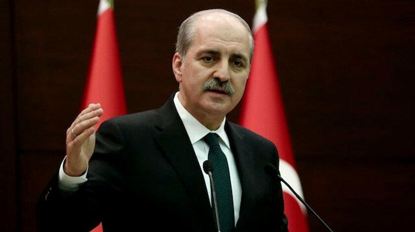 Türkiye'deki Adalet ve Kalkınma Partisi Genel Başkanvekili Numan Kurtulmuş