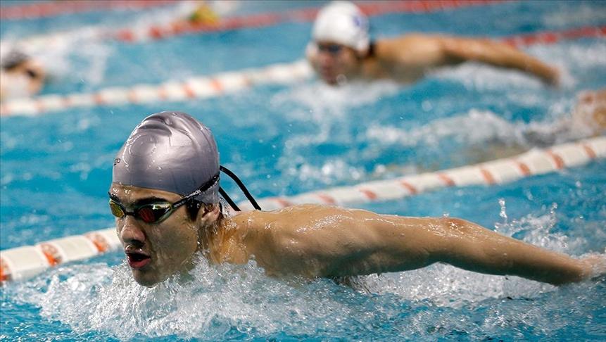Milli yüzücü Yiğit Aslan Avrupa Şampiyonası