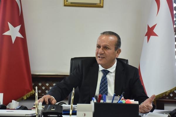 Turizm ve Çevre Bakanı Ataoğlu
