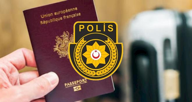 Sahte pasaport