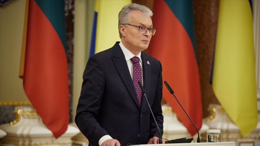 Litvanya Cumhurbaşkanı Nauseda