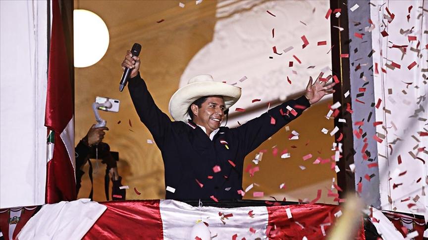 Peru'da devlet başkanlığı