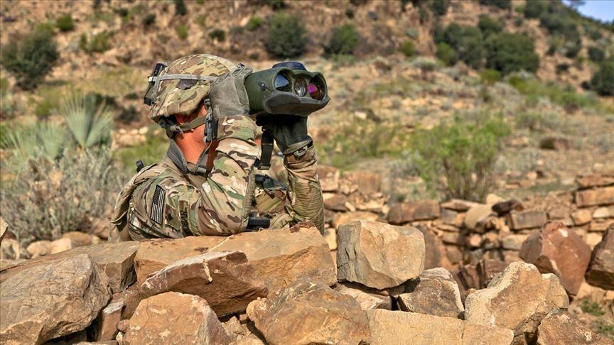 ABD ordusunun Afganistan